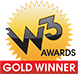 Guitar Tricks is a W3 Awards Gold Winner.
